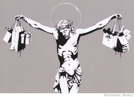 Obras de Arte Consumer_jesus_banksy1